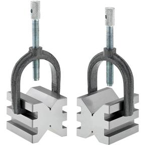 V-Block Set with Clamp-Double Slot