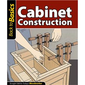 Back to Basics: Cabinet Construction - Book