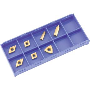 K20 TiN Insert Set (7) for T10294 - Cast-Iron