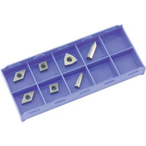 YG6X TiN Insert Set (7) for T10294 - Aluminum