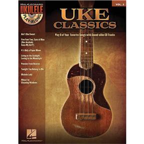Ukulele Play-Along Volume 2 - Book with CD