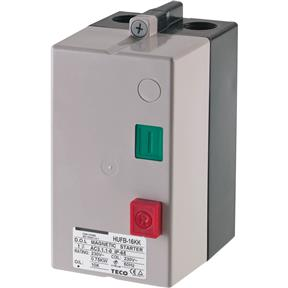 Magnetic Switch, Single-Phase, 220V Only, 1 HP, 7.2-10A