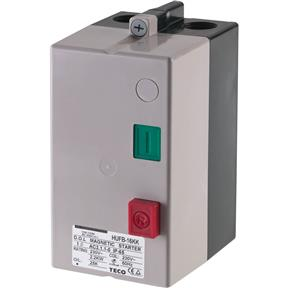 Magnetic Switch, Single-Phase, 220V Only, 3 HP, 21-25A