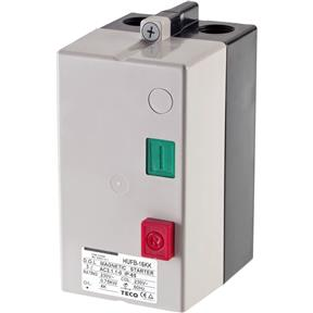 Magnetic Switch, 3-Phase, 220V Only, 1 HP, 2.9-4A