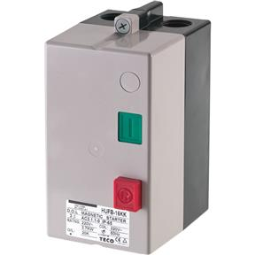 Magnetic Switch, 3-Phase, 220V Only, 5 HP, 15-20A