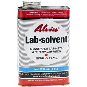 Lab Solvent, 16 oz.