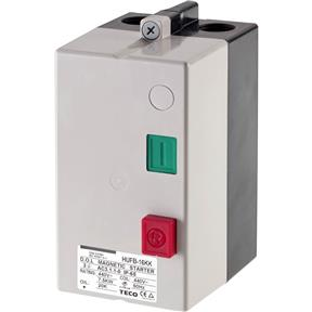 Magnetic Switch, 3-Phase - 440V Only, 10 HP, 15-20A