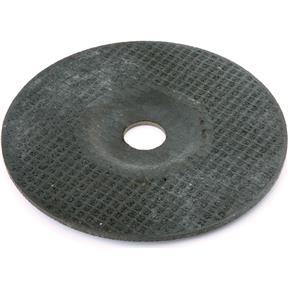 "A/O 6"" x 1/8"" x 7/8"" Grinding Wheel, Type 27, 24 Grit"