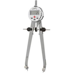 "6"" Digital Compass and Divider 2-in-1"