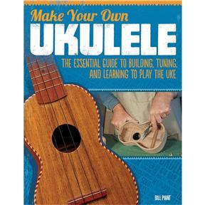 Make Your Own Ukulele - Book