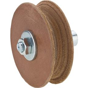 Leather Honing Wheel