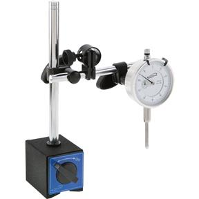 """1"""" Dial Indicator and Fine Adjustment Magnetic Base"""
