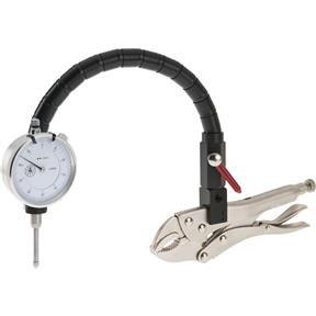 "1"" Dial Indicator with Vise Grip"