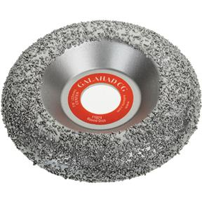 Galahad Shaping Disc, Round