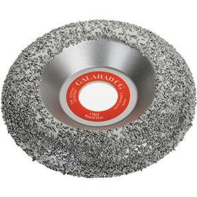 Galahad Shaping Disc, Round
