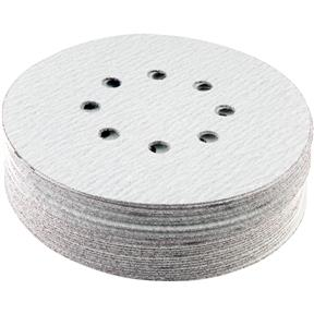 "6"" A/O Sanding Disc 60 Grit, Box of 50"
