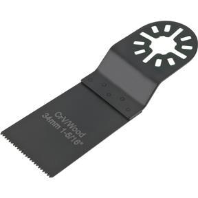 "1-5/16"" Pushcut Wood Saw Blade for Oscillating Multi-Tools"