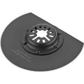 """3-7/16"""" HSS Radial Saw Blade for Oscillating Multi-Tools"""