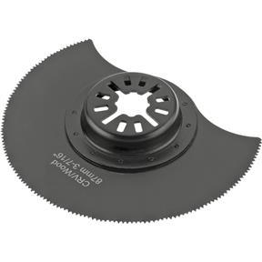 "3-7/16"" CRV Radial Saw Blade for Oscillating Multi-Tools"