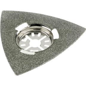"3-1/8"" Diamond Coated Rasp for Oscillating Multi-Tools"