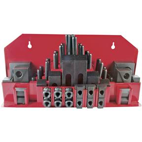 "58 pc. Clamping Kit for 3/4"" T-Slots"