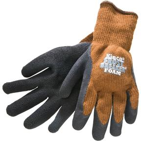 Frostbreaker Foam Fitted Gloves, Large