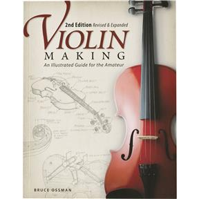 Violin Making - Book