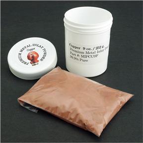 Copper Premium Metal Powder Inlay, 9 oz.