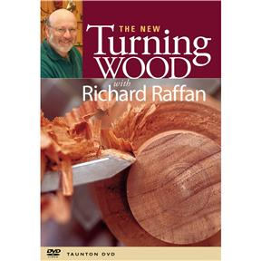 The New Turning Wood - DVD