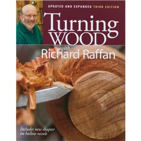 The New Turning Wood with Richard Raffan - Book