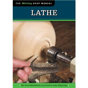 The Missing Shop Manual: Lathe - Book