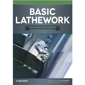 Basic Lathework for Home Machinists - Book