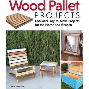 Wood Pallet Projects - Book