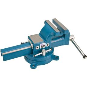 "5"" Heavy Duty Drop Forged Vise"