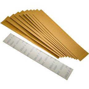 """2-3/4"""" x 16-1/2"""" A/O Sanding Sheet 100 Grit, 10 pk."""