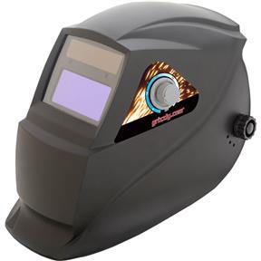Solar Powered Auto-Darkening Welding Helmet