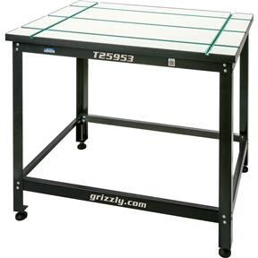 T-Slot Work Table with Stand