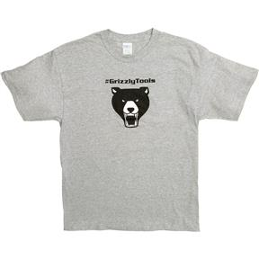 #grizzlytools Vintage Logo Tee  Large