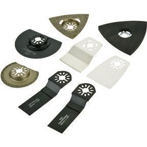 8 pc. General-Purpose Tool Accessories