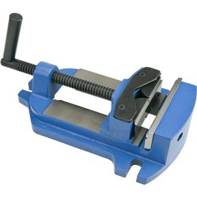 Drill Press Vise with V Block Jaw
