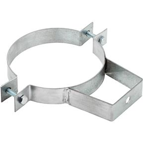 "6"" Industrial Dust Collection Clamp Hanger"