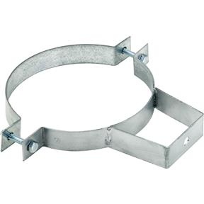 "7"" Industrial Dust Collection Joist Hanger"