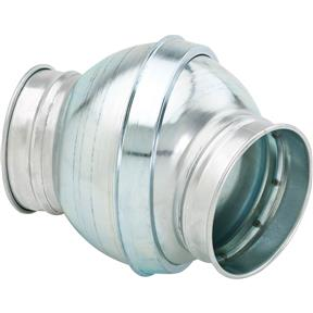 """8"""" Industrial Dust Collection Ball Joint"""