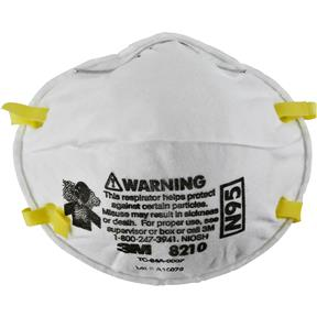 N95 Respirator Particulate, Box of 20