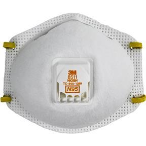 N95 Dust Mask, Box of 10