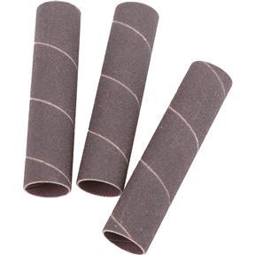 """3/4"""" Dia. x 3-1/2"""" Hard Sanding Sleeve A100, 3 pk."""