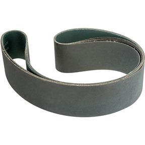 """4"""" x 79"""" S/C Sanding Belt 120 Grit, 10 pk."""