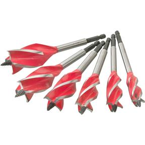 Quad-Bore Drill Set, 6 pc.