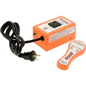 240V Dust Collection Remote