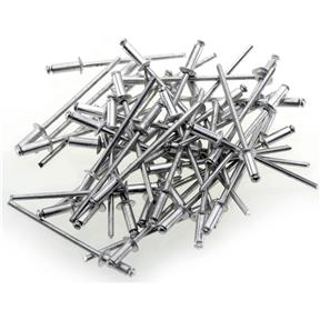 """Aluminum Rivets 3/32"""" x 1/4"""", 50 pc."""